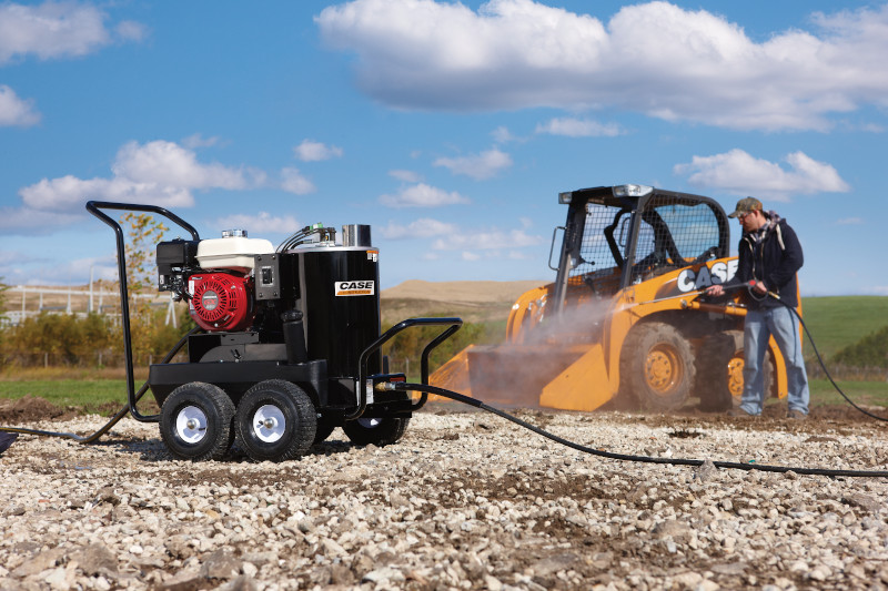 Why it's Important to Keep Your Construction Equipment Spic-and-Span