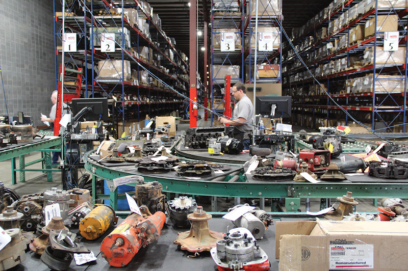 Why Choose Reman for your CASE Backhoe Parts and other parts for heavy equipment